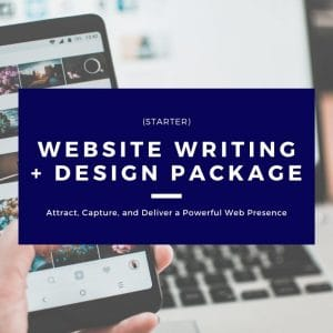 Website Writing & Design Package