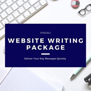 Website Writing Package